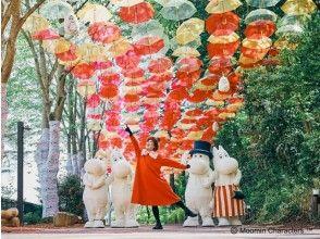 """五彩世界""""雨伞天空""""&姆明谷公园入口&巨峰/闪耀马斯喀特狩猎体验巴士之旅【3密对策之旅】[P017171]"""