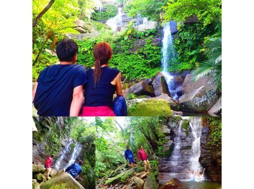 【西表島 半日コース】おすすめ秘境ゲータの滝遊び×シャワートレッキング!【ツアー写真データ無料】