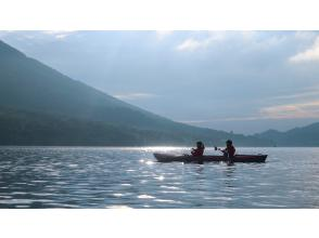 ≪Early morning 7:30≫ Canoe tour with a spectacular view at Lake Chuzenji in Nikko Small group, reserved, with photos