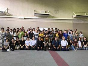 【東京・町田】出張可能!団体向け「サムライ体験剣術総合コース」社員旅行・インバウンド団体向け