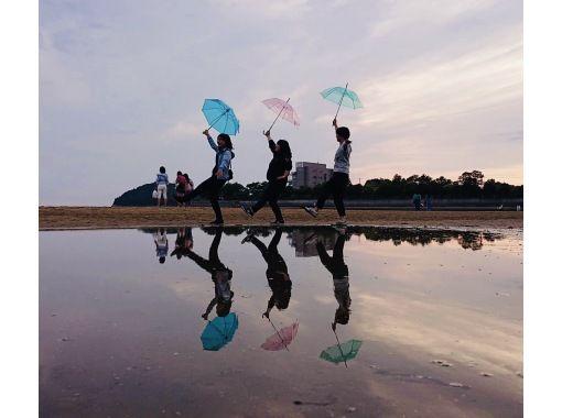 【香川・琴平】琴平⇔父母ヶ浜(ちちぶがはま)直行シャトルバスの紹介画像