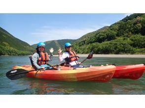 高知・四万十川|日本最後の清流でゆったりカヌー体験!半日ツアー 【写真無料DLサービス】