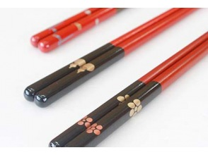 【和歌山・海南市】漆塗りお箸づくり体験~オリジナルのMy箸作り!初心者の方にもできます!