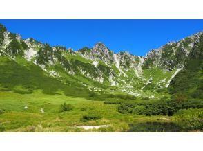 【ハイキング入門】標高2612m天空の花畑・千畳敷カールへ 絶景日帰りハイキング DB76