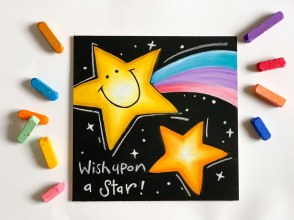 """[Okinawa / Nago] 8/21 (Sat) 22 (Sun) """"Chalk Art"""" with Starry Sky Bath to Sora Sanpo in Kanucha Resort-Guest discount available"""