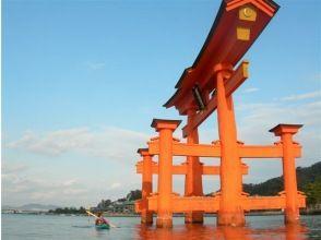 [Hiroshima Fukuyama, Onomichi-Shimanami] sea kayak touring 1day tour course [Meal]