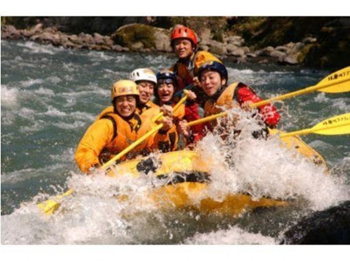 【熊本・球磨川】温泉付きのラフティングツアー!(午前3時間コース)小学生~OKの紹介画像