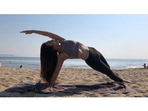Held on 8/1 and 13th! Beach yoga while looking at the beautiful Naruto sea at the entrance of Tokushima