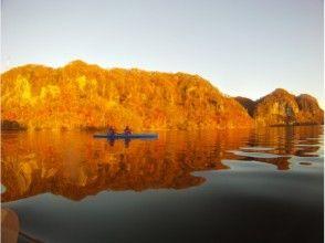【北海道・十勝】屈足湖(くったりこ)のんびりカヌーツアーの画像