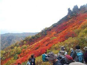 [Hokkaido Sounkyo] A day trip autumn leaves hiking tour with a professional guide in Kurodake