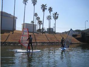 【宮崎・青島】Paia集合:穏やかな川での「ウインドサーフィン体験」