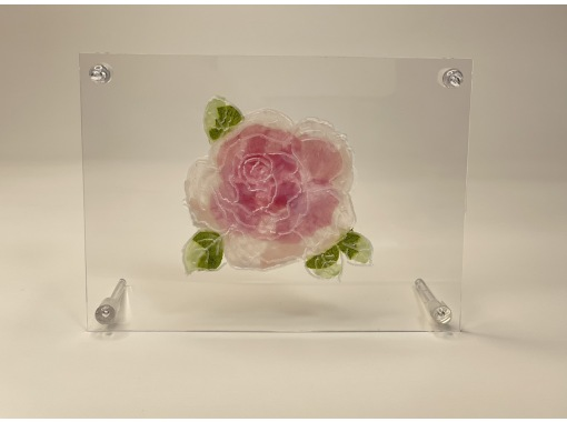 """[From Miyagi / Sendai] Recommended for new flower techniques and craft craft lovers! """"Frosting flower"""" handmade experienceの紹介画像"""