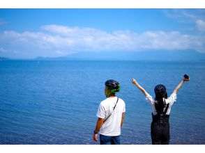 【福島県・猪苗代】福島県民限定・初心者歓迎!こんな時代だからこそ外遊び!最高のロケーションをレンタサイクルで行くSUP体験ツアー