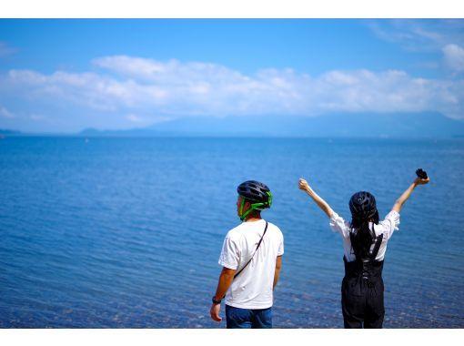 【福島県・猪苗代】福島県民限定・初心者歓迎!こんな時代だからこそ外遊び!最高のロケーションをレンタサイクルで行くSUP体験ツアーの紹介画像