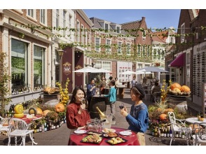 [Online experience] Nagasaki Huis Ten Bosch Let's feel the charm of autumn! Online tour to enjoy at home (October 2, 2021 only)