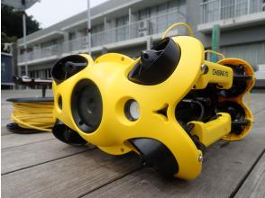 【神奈川・三浦半島】今話題の水中ドローンの操縦体験!誰でも簡単に水中探検できる♪