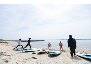 [福岡/福岡市]初學者安全!協會認證的Sapp&Sap瑜伽教練將進行講座! SUP瑜伽體驗