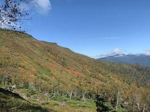 [Hokkaido / Sounkyo] Akadake / Komakusadaira Autumn Leaves Trekking Tour with a Professional Guide