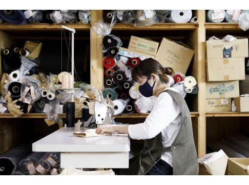 【石川・小松市】ダッダッダッと軽快な音が響く、レトロミシンを使ったMyマスクづくり!の紹介画像