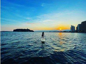 [神奈川・江ノ島]SUP半日体験コース!初めての方向け!湘南江ノ島をゆったりクルージング!