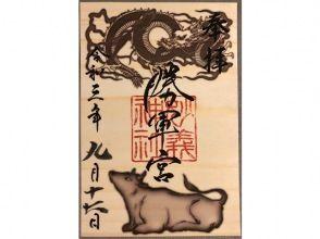 Dragon Day Limited Goshuin & Glittering Ueno Toshogu Shrine Illuminated Bus Tour [P017346]