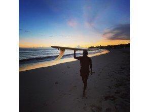 【日帰り入浴付き】「日本の渚100選」愛知県屈指の海水浴場でサーフィン体験2h