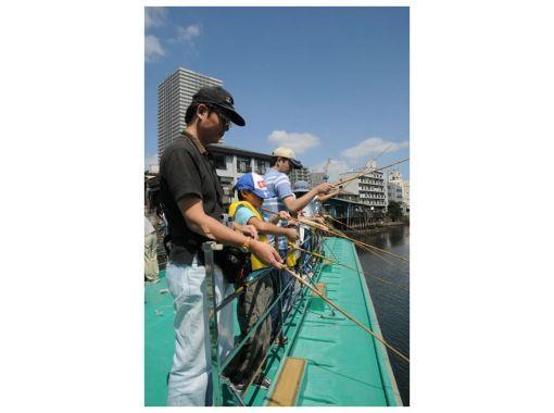 【東京】はぜ釣りを屋形船で!貸切 屋形船石川丸