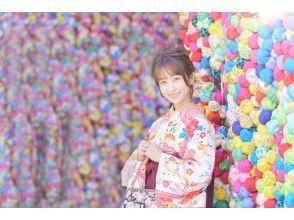 京都・東山【袴でロケーション撮影】袴レンタル・着付け・ヘアセット込み。卒業式の前撮り・後撮りにも。