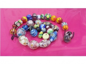 """[Mie / Suzuka] Glass work. You can make about 30 to 50 dragonfly ball making """"All-you-can-make 150 minutes course"""". Suzuka Circuit right away! copy of"""