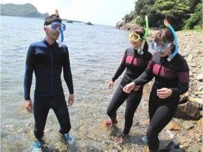 【徳島・日和佐 】海満喫!大満足のSUP&シュノーケリングツアーの画像