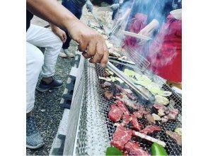 【大分・別府】秋の深まる今だからこそ!【肉肉BBQ】火おこしゴミ持帰りなし!