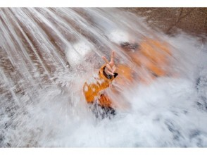 【滋賀】世界でココだけ!キャニオンスイミング 神崎川