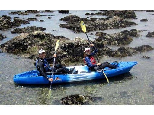 [神奈川縣,葉山,逗子]參與從低年級不允許的!海上皮艇葉山徒步之旅の紹介画像