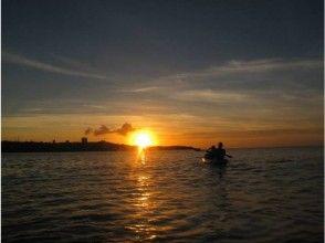 [โอกินาวา] Sunset เรือคายัค
