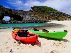 [Ogasawara] enjoy both the kayak and mountain! Half & Half course