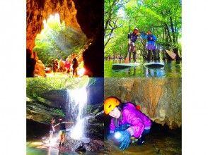 [沖繩西表島]紅樹林SUP(塞普)瀑布旅遊及放(洞穴探險)當然祕境