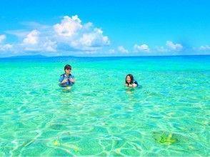 【沖縄・西表島】南国の楽園!パナリ島ボートシュノーケリング(半日コース)