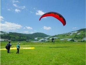 [山形南陽]品味自由浮動的感覺!滑翔傘體驗(5天挑戰飛行)