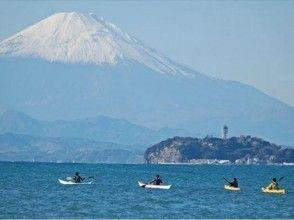 [湘南逗子]初學者的歡迎!的海上皮划艇體驗圖片(半天課程)
