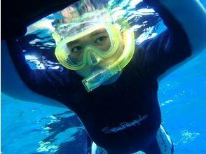 【沖縄】お得な学割プラン、4名様~!青の洞窟シュノーケル【スノーケリング】の画像