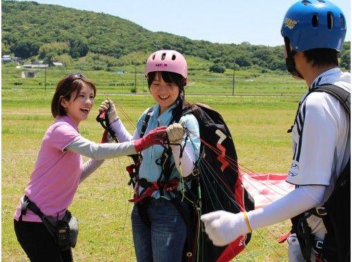 埼玉小町滑翔傘學校