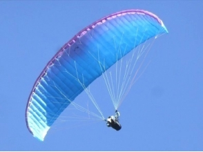 [Saitama Licensing] is recommended for those who want full-fledged start paragliding! Para mate course