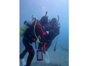 [Tokyo, Nerima Ward] Now you also to the diver! Licensing course!