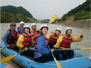 [Nara Yoshino] rafting (half day course)