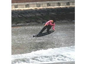 [Osaka / For beginners] In a group! A solid wakeboarding experience! (2 sets)