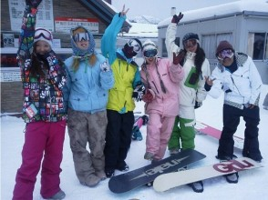 [Osaka for beginners] charter professional owner! ? Snowboarding experience!