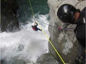【滋賀】巨大な滝にチャレンジ!キャニオニング渋川七滝