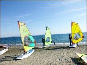 【三浦・津久井浜】3日間コース!ウインドサーフィンを始めたい方にオススメ!の画像