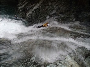 [Nara Yoshino] tenkawa canyoning tour [Kansai leading unexplored points! ]