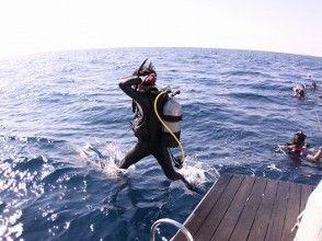 【金沢・初心者向け!】ライセンス不要 1日体験ダイビング(海)の画像